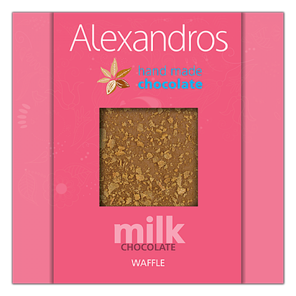 chocolates alexandros hand made galaktos me bafla