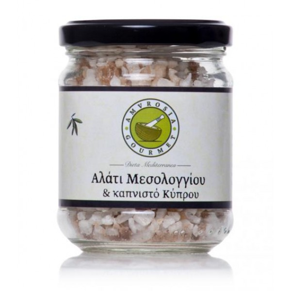 amvrosia alatia mesologgioy & kapnisto kyproy