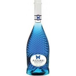Moscato Santero Κρασί Μπλε Γλυκό Ημιαφρώδες Azzurri 750ml