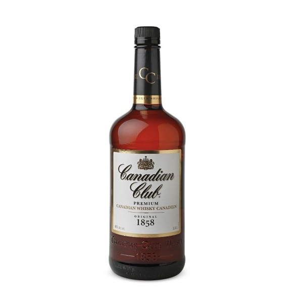 Canadian Club Whisky 0.7L