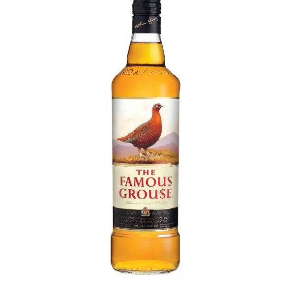 Famous Grouse Blended Scotch Whisky 0.7L