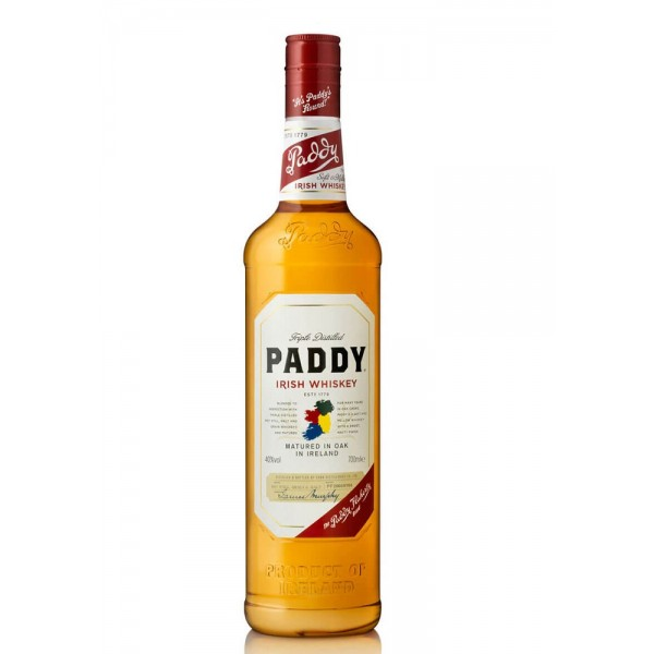 Paddy Irish Whisky 0.7L