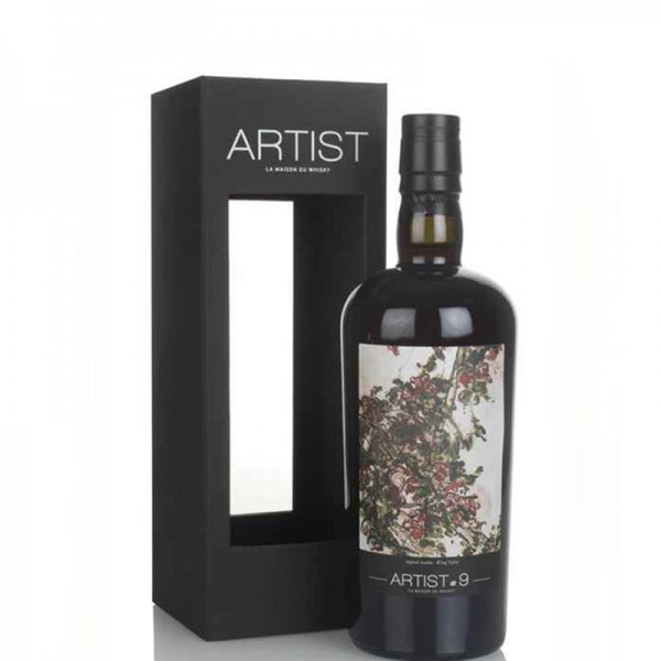 Edradour 10 Year Old Edition Artist 0,7L