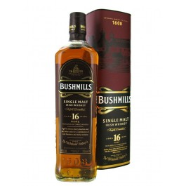 whiskey bushmills irish