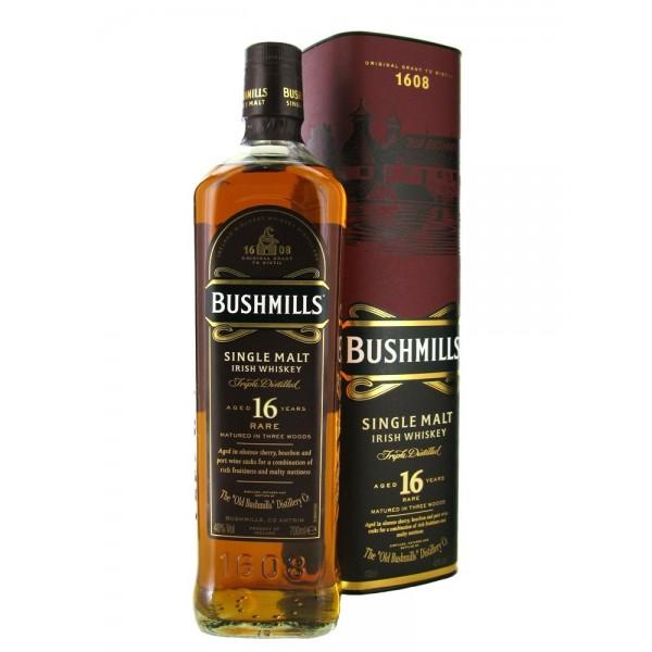 whiskey bushmills irish