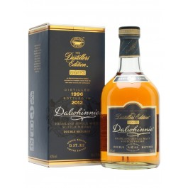 Dalwhinnie double matured highland single malt scotch whisky