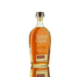Elijah craig kentacky bourbon whiskey