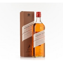 whisky johnnie walker blender's bach blended scotch