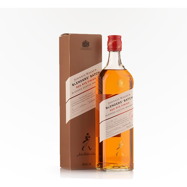 whisky johnnie walker blender's bach blended scotch