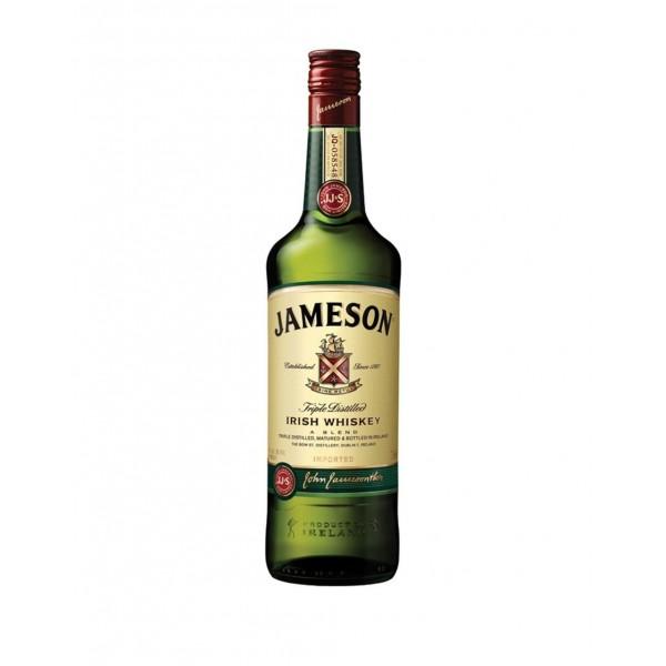whiskey jameson irish