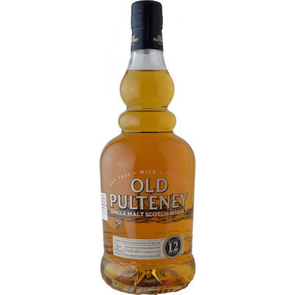 Old Pulteney 12 Years Old 0,7L