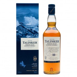 whisky talisker single malt scotch 25 y.o.