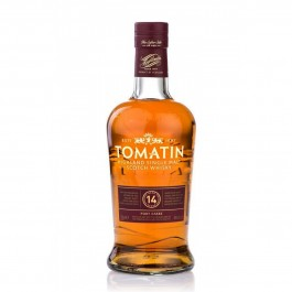 Tomatin Port Wood 14 Years Old 0,7L